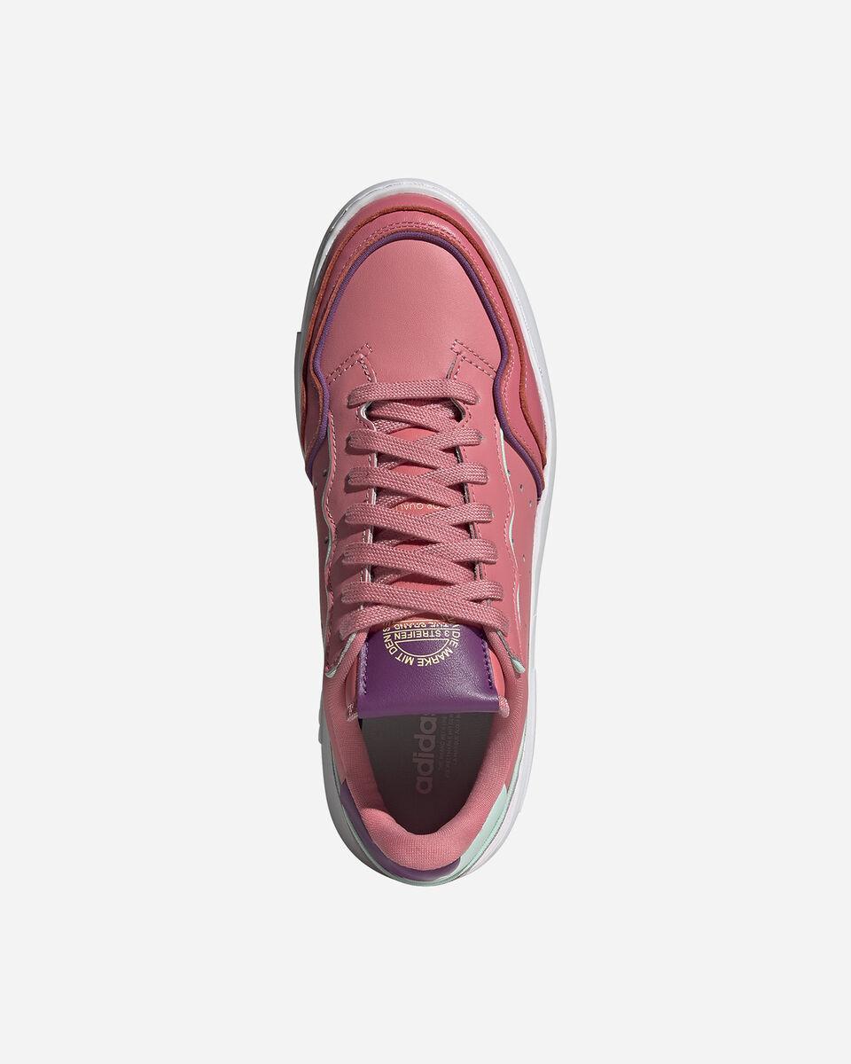 Scarpe sneakers ADIDAS SUPERCOURT W S5277295 scatto 2