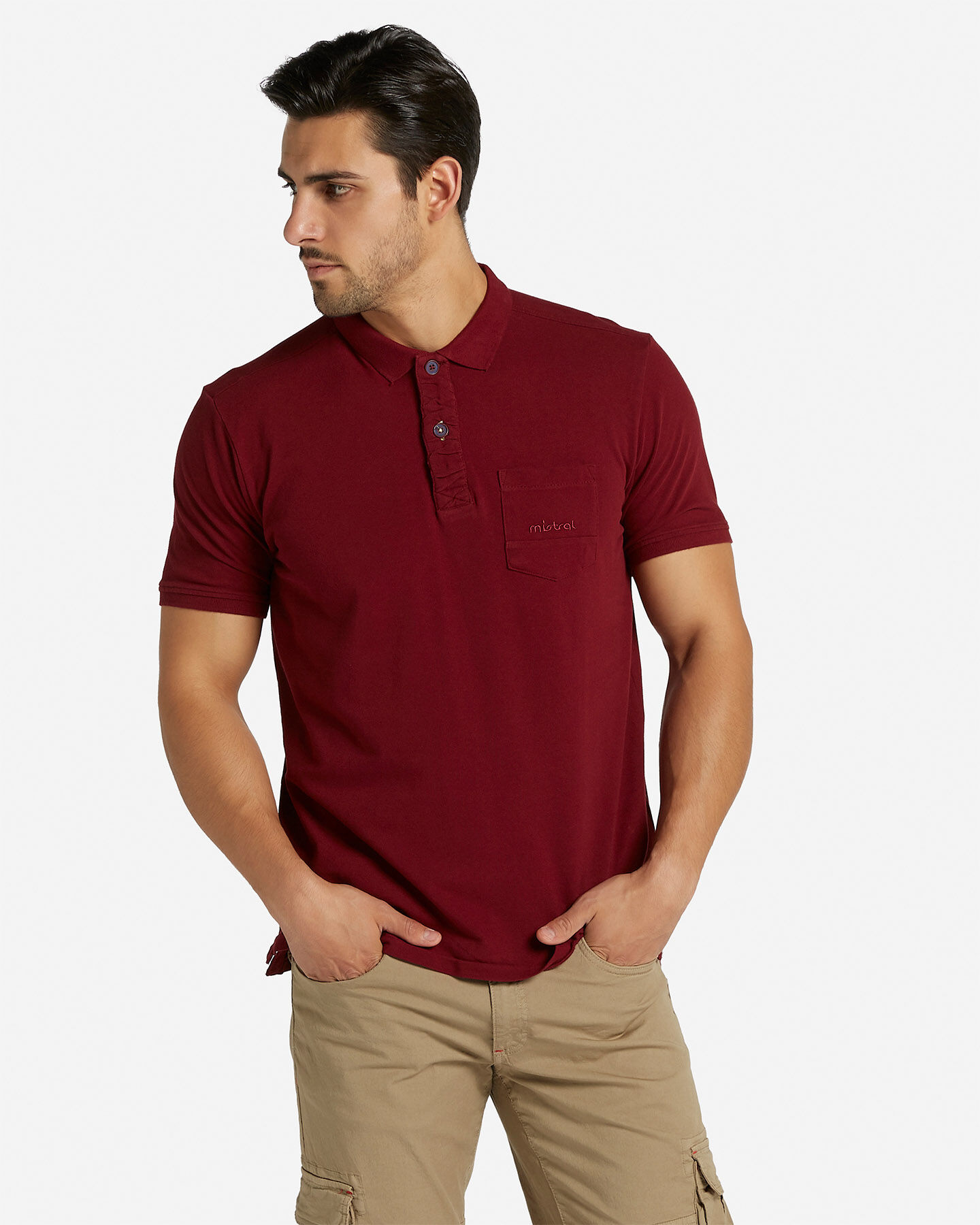 Polo MISTRAL BASIC M S4059968 scatto 0