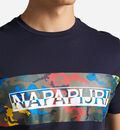 T-Shirt NAPAPIJRI CROSS M