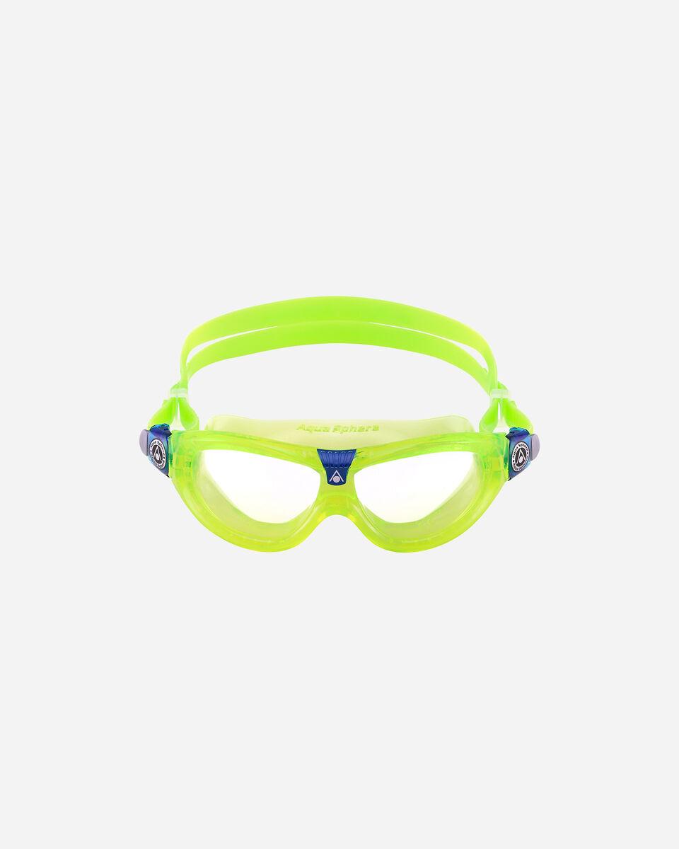 Occhialini piscina AQUA SPHERE SEAL 2  JR S4071240|1|UNI scatto 1