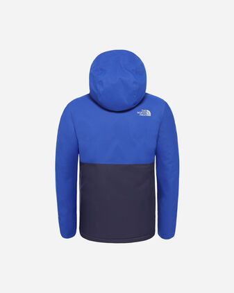 Giacca sci THE NORTH FACE SNOW QUEST PLUS JR