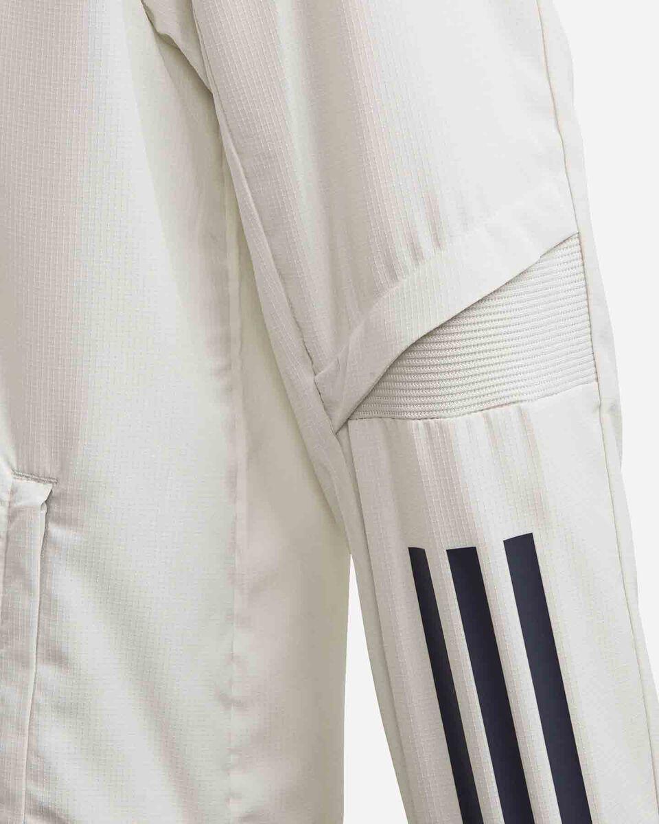 Abbigliamento calcio ADIDAS JUVENTUS PRESENTATION 20/21 JR S5217515 scatto 3