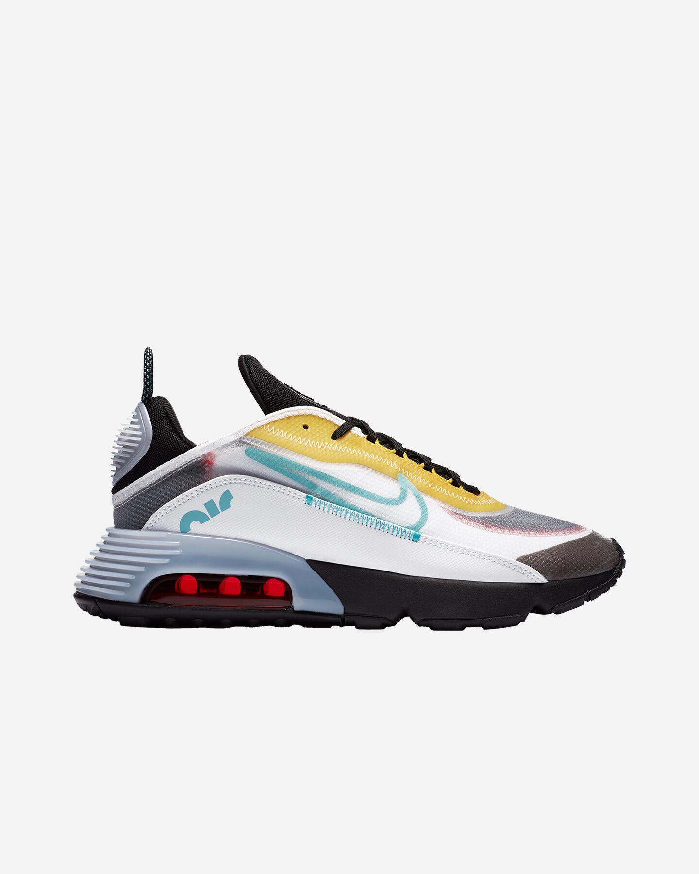 Scarpe sneakers NIKE AIR MAX 2090 M S5223595 scatto 0