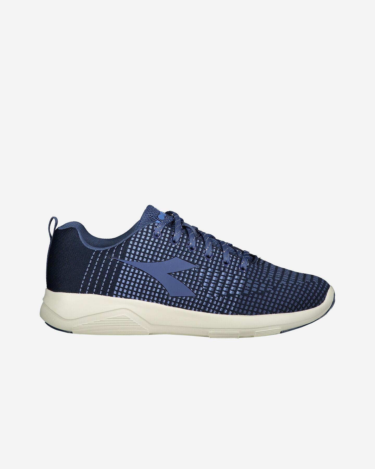 Scarpe sneakers DIADORA X RUN LIGHT 5 W S4081799 scatto 0