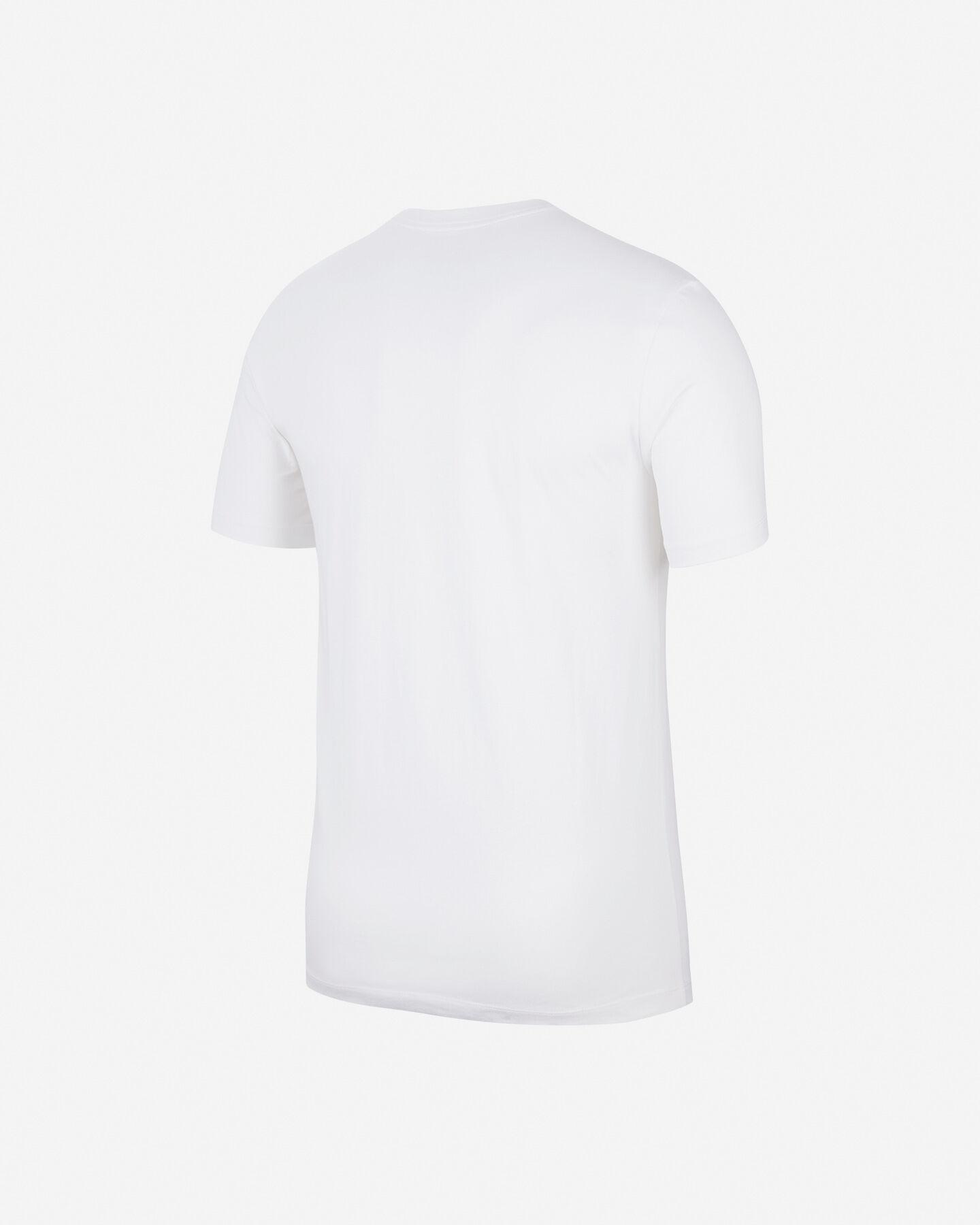 T-Shirt NIKE JORDAN AIR 3LOGO M S5237859 scatto 1
