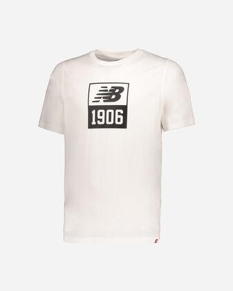 T-Shirt running NEW BALANCE ESSENTIAL 1906 M