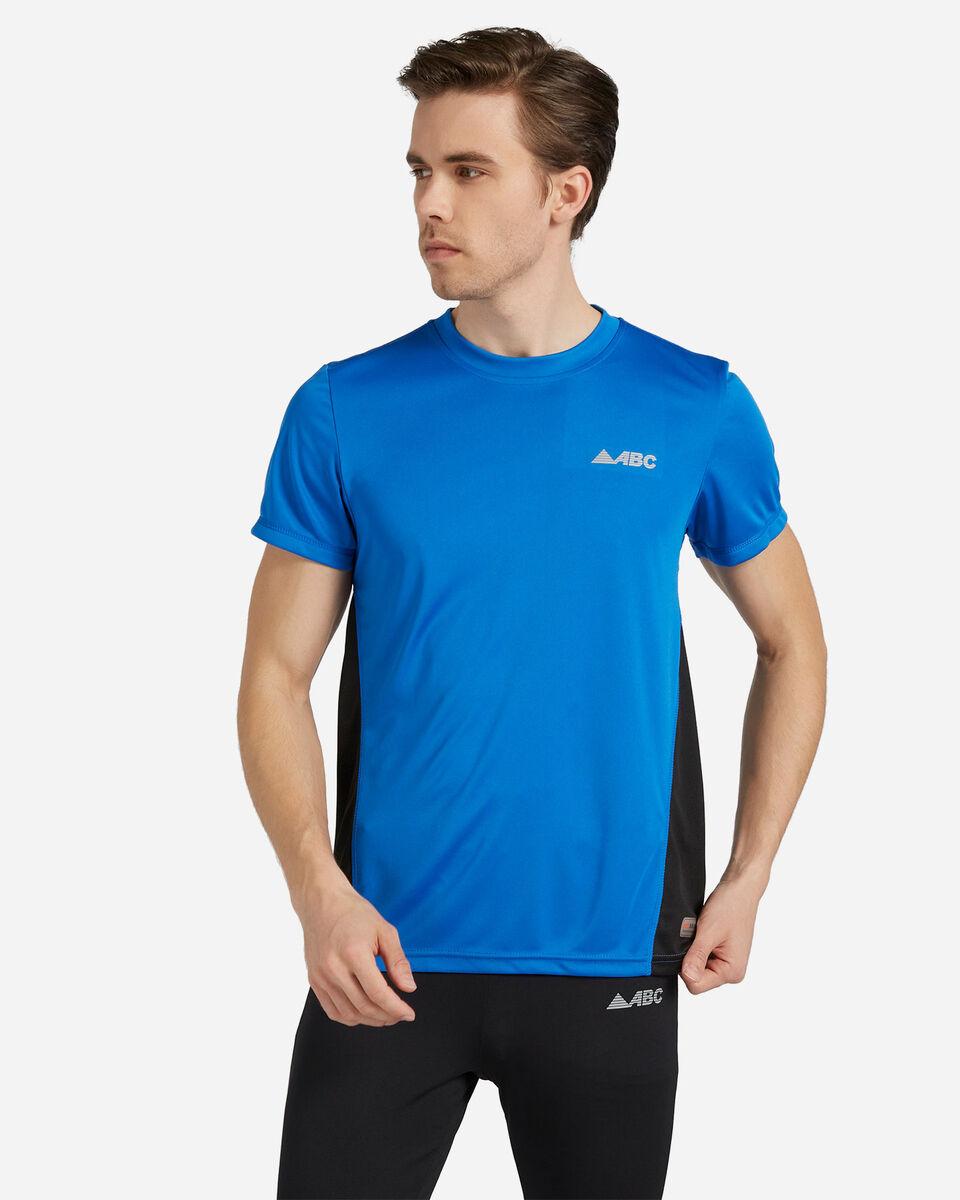 T-Shirt running ABC TECH RUN M S4088027 scatto 0