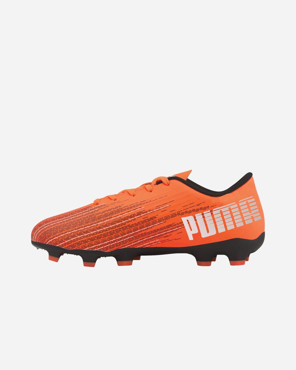 Scarpe calcio PUMA ULTRA 4.1 FG/AG JR S5234054 scatto 5