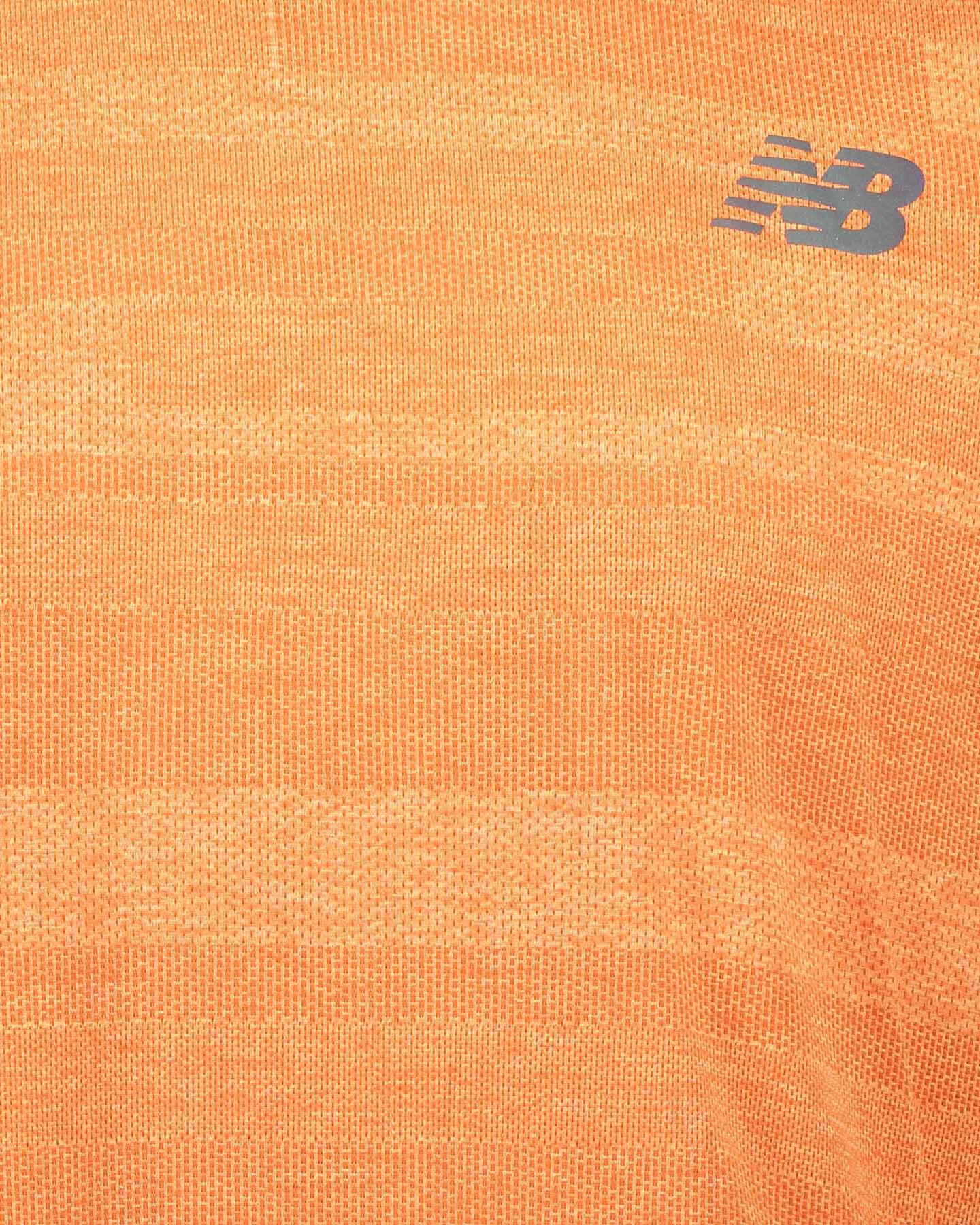 T-Shirt running NEW BALANCE Q SPEED FUEL M S5236800 scatto 2