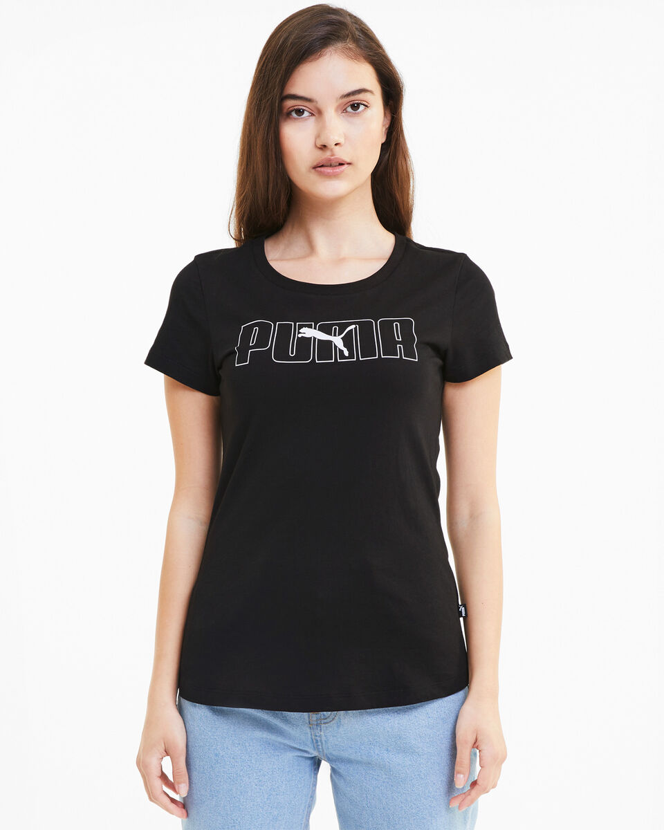 T-Shirt PUMA BIG LOGO W S5235257 scatto 2
