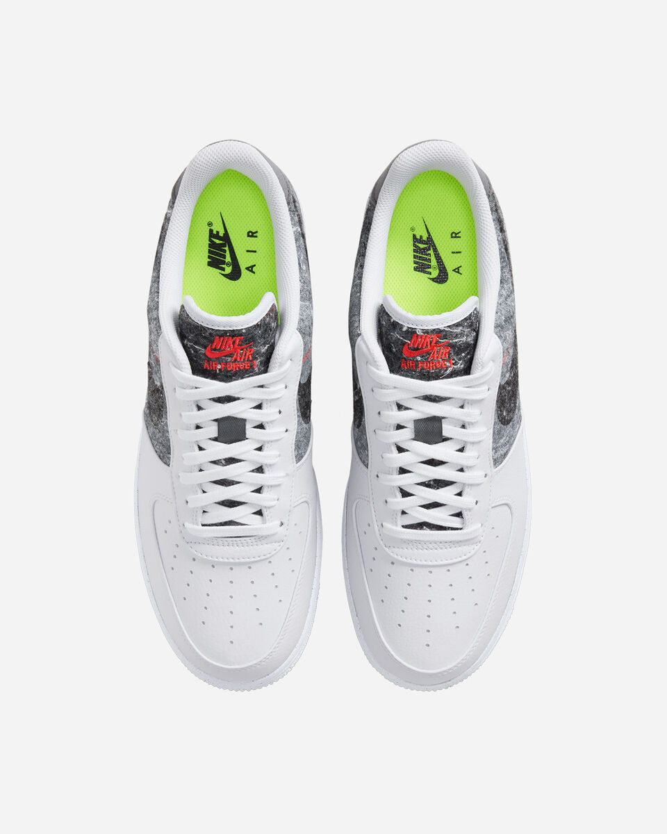 Scarpe sneakers NIKE AIR FORCE 1 '07 LV8 M S5270832 scatto 3