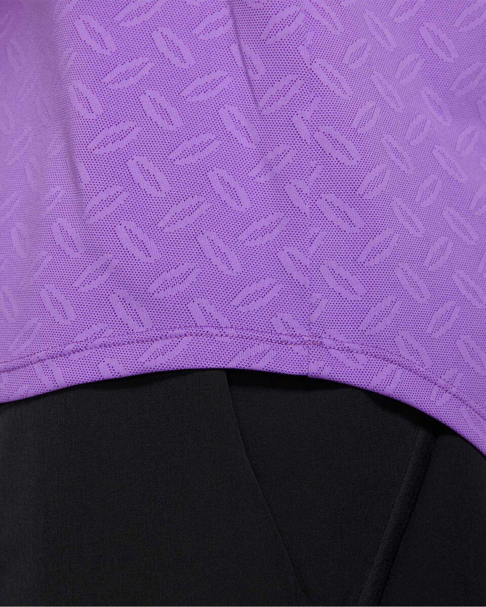 T-Shirt tennis NIKE COURT AEROREACT RAFA M S5084874 scatto 4