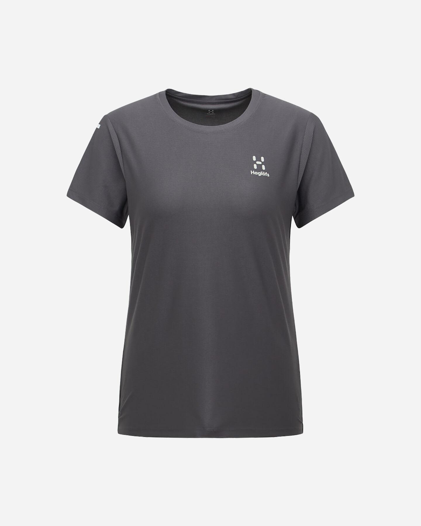 T-Shirt HAGLOFS LIM TECH W S4089639 scatto 0