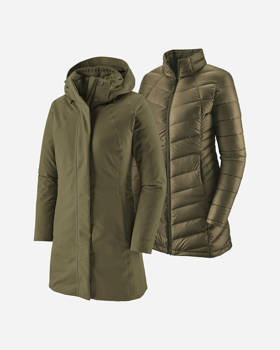 Giacca outdoor PATAGONIA TRES 3-IN-1 W S4071102 scatto 2