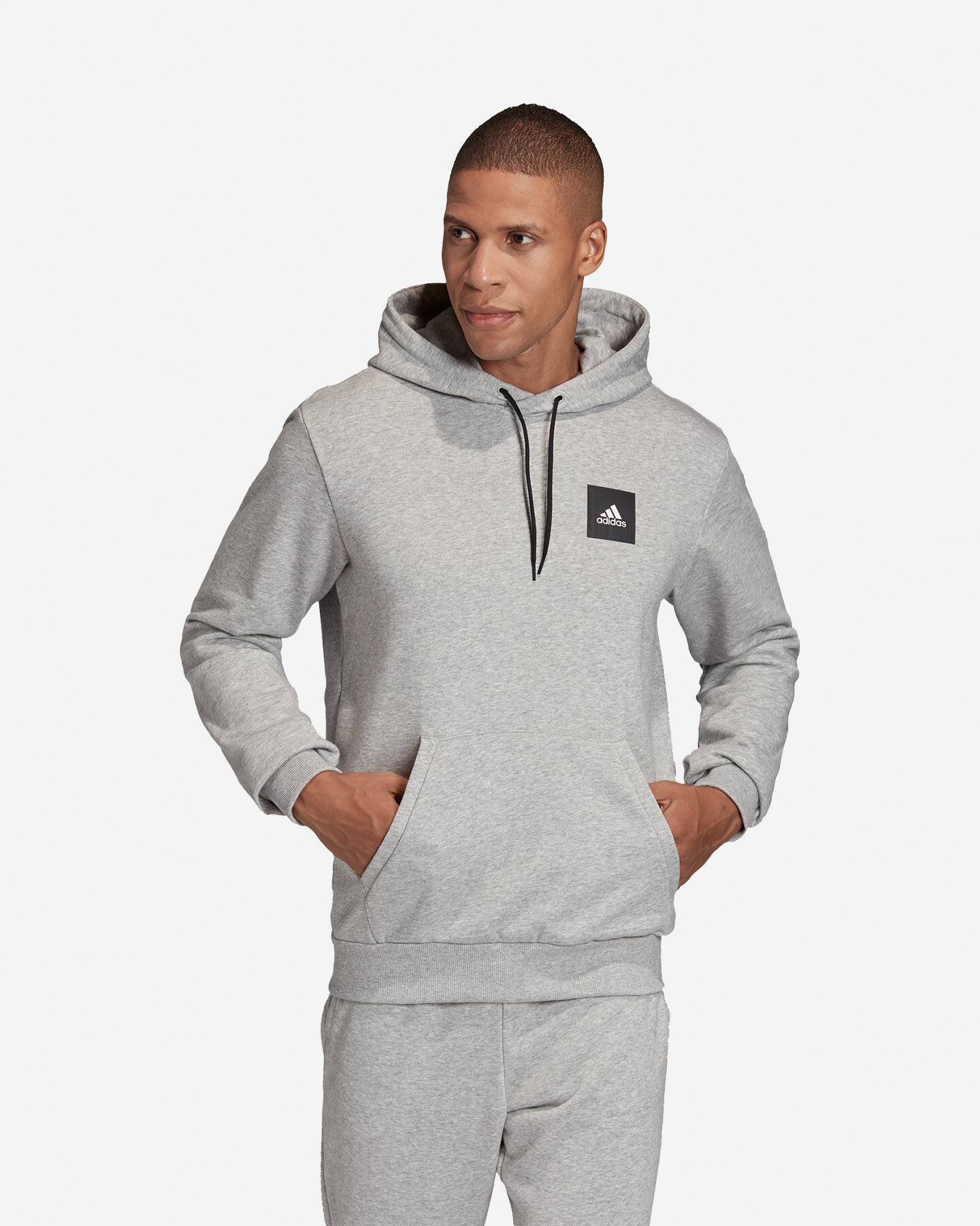 Felpa ADIDAS MUST HAVE ENCH M S5153855 scatto 2
