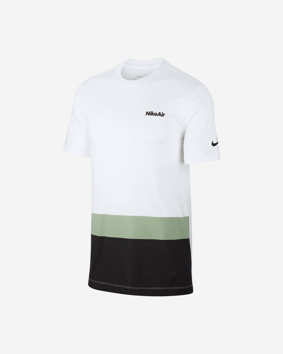 T-Shirt NIKE AIR BLOCKED M S5196351 scatto 0
