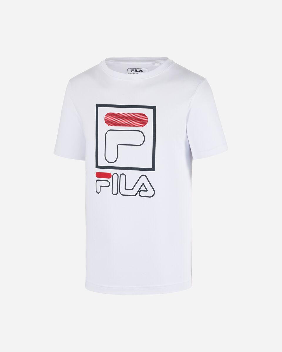 T-Shirt FILA LOGO VINTAGE M S4073889 scatto 5
