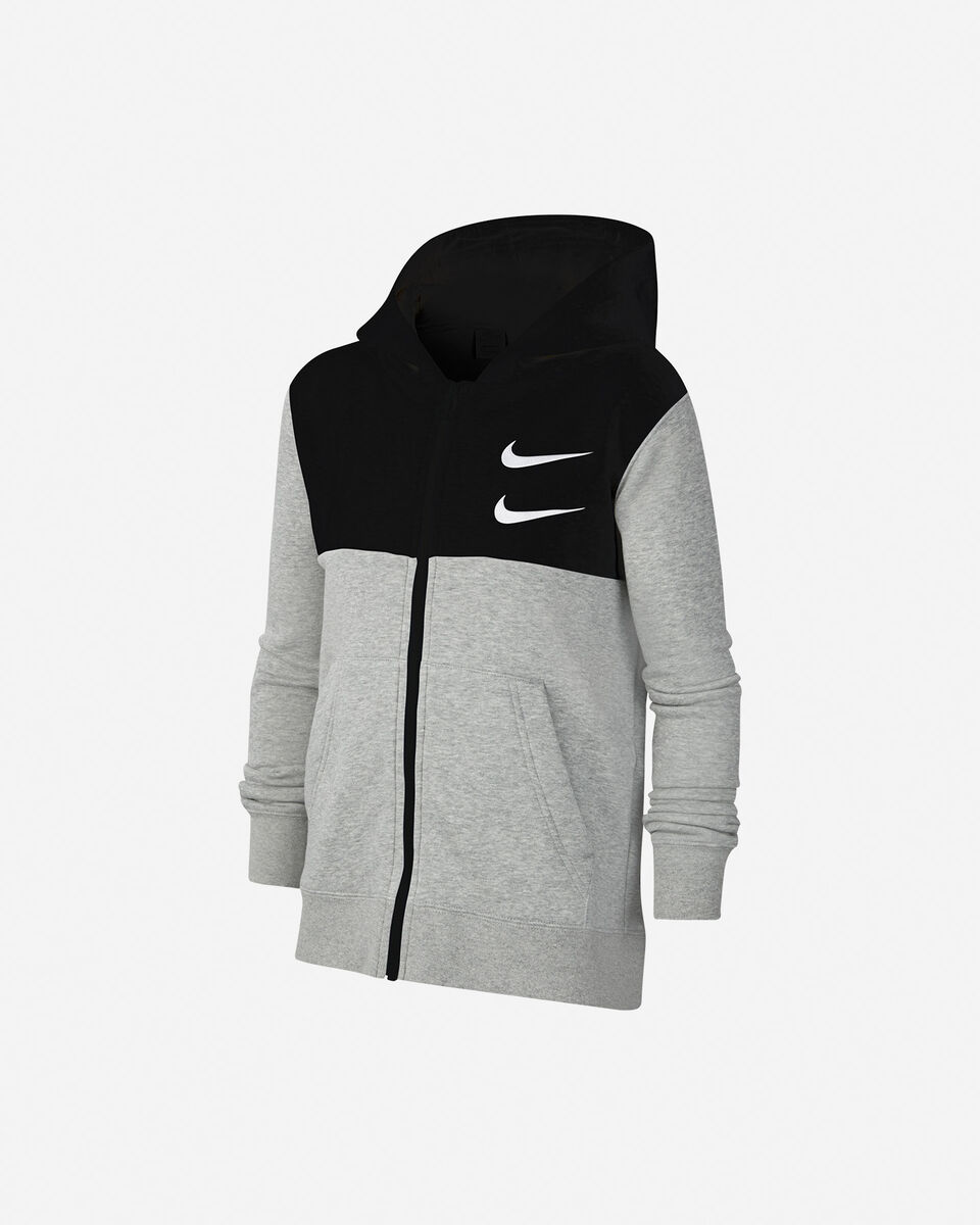 Felpa NIKE SWOOSH JR S5249380 scatto 0