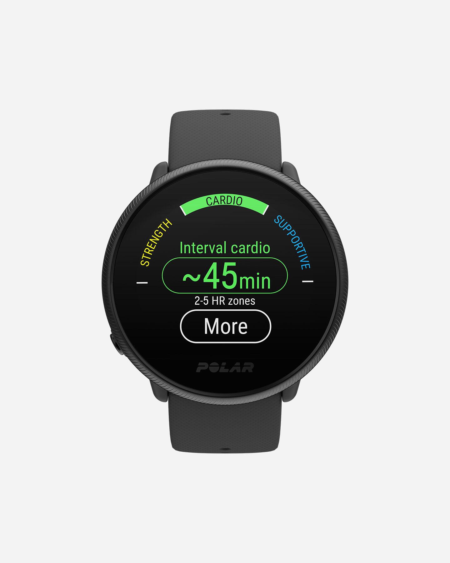 Orologio multifunzione POLAR GPS IGNITE 2  S4098484 scatto 2