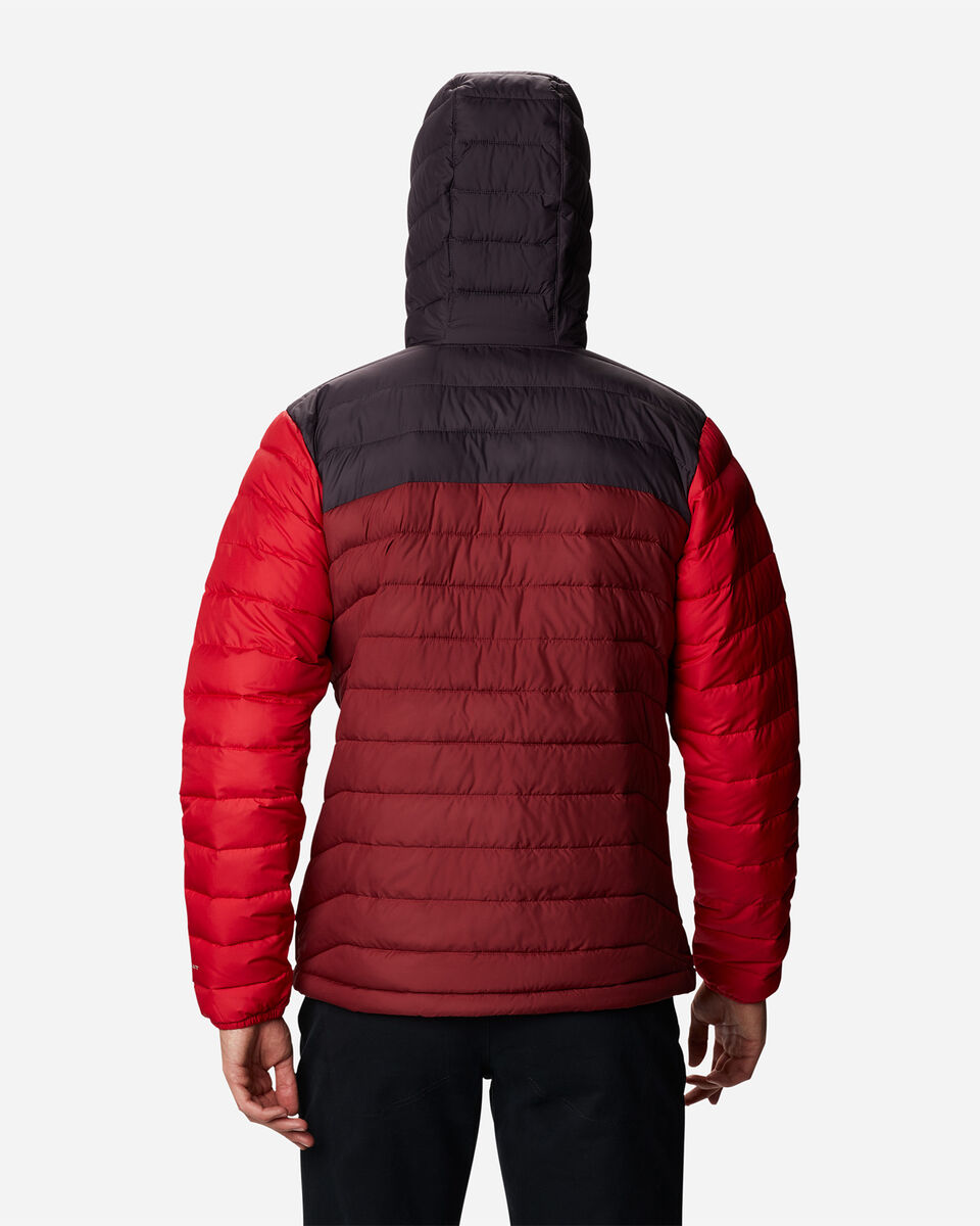 Giacca outdoor COLUMBIA POWDER LITE M S5204002 scatto 4