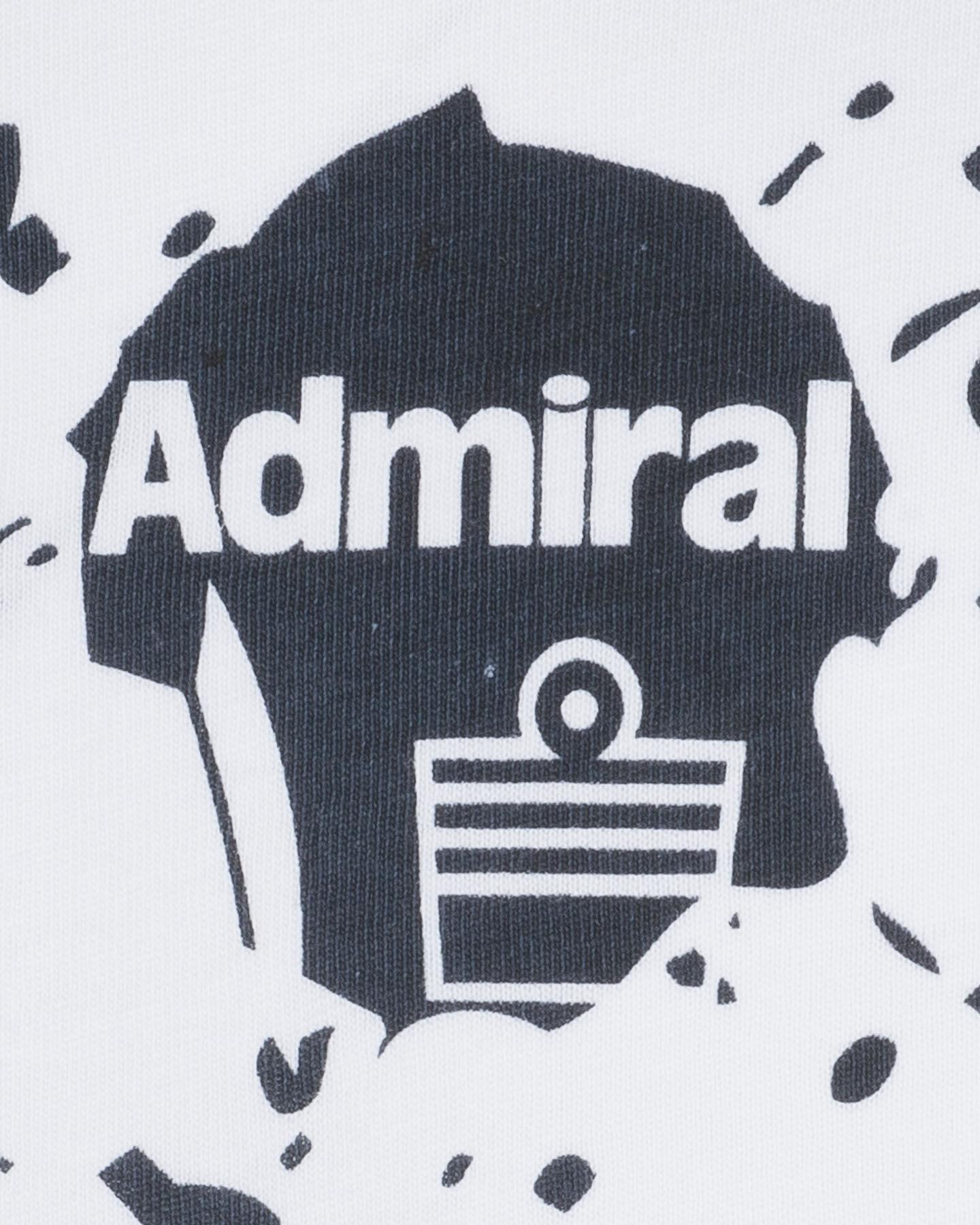 T-Shirt ADMIRAL KICK SPLASH JR S4075694 scatto 2