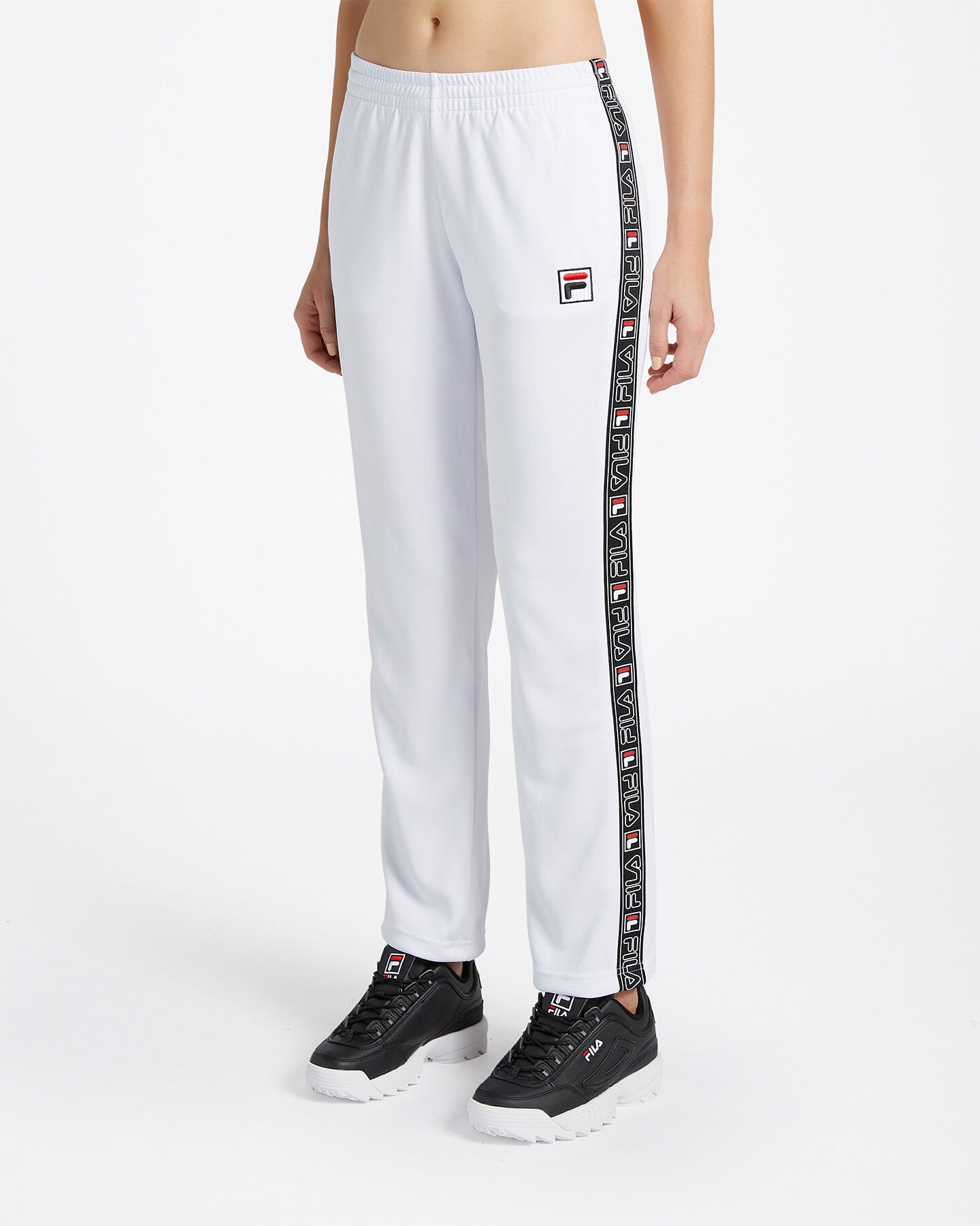 Pantalone FILA CLASSIC BANDA W S4074262 scatto 2