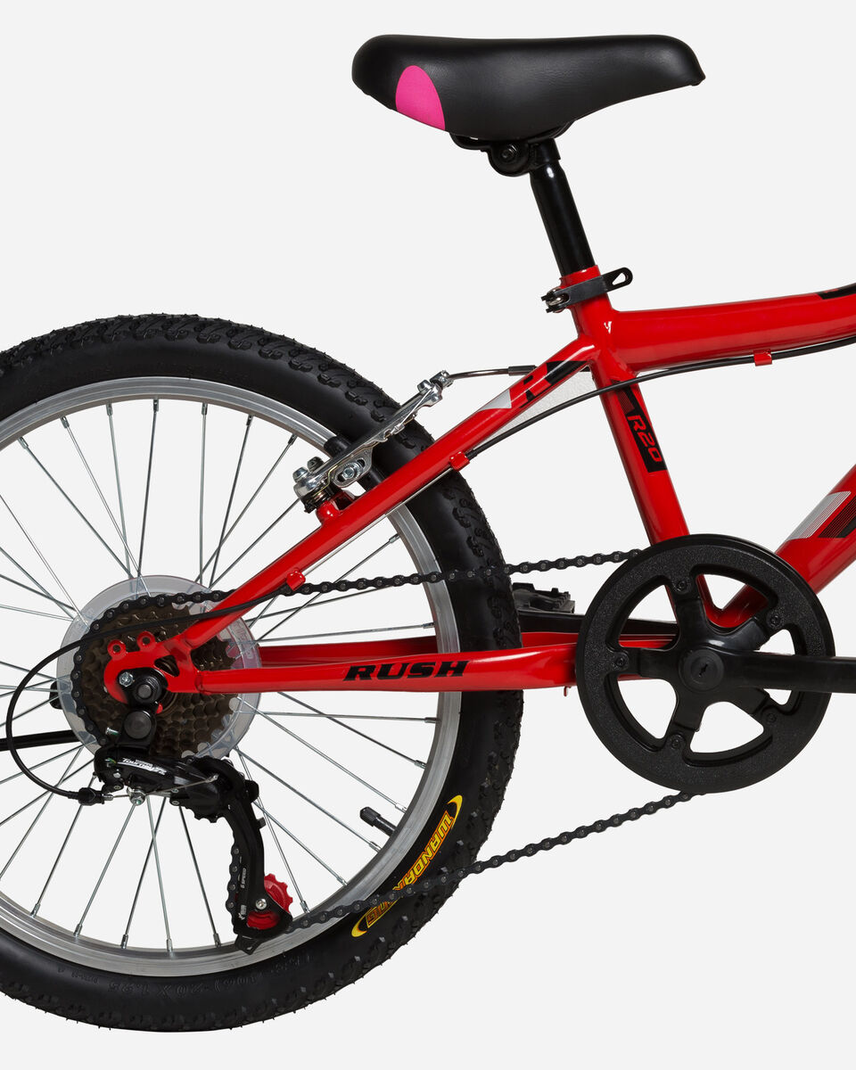 Bici junior RUSH BIKE 20 JR S4081791|1|UNI scatto 1
