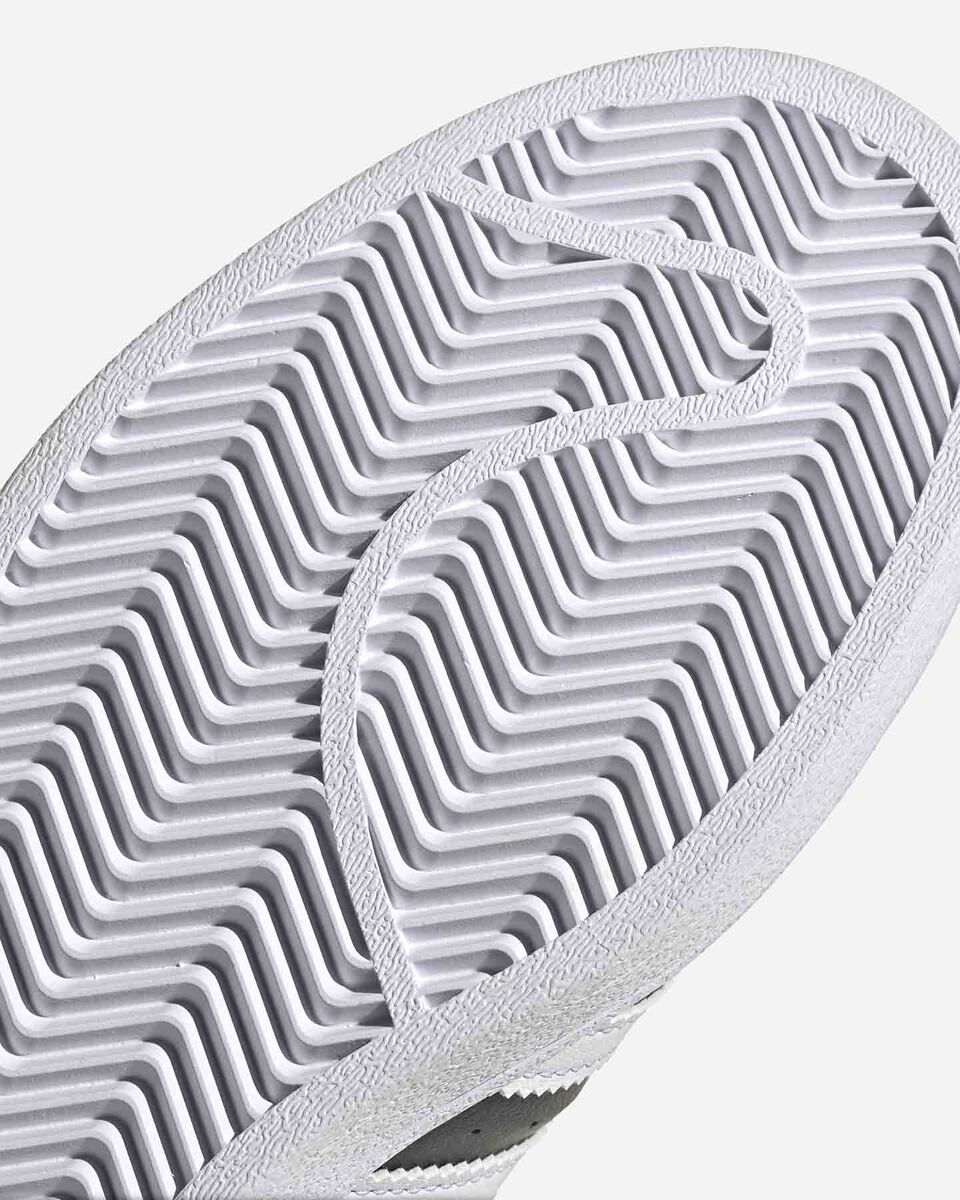 Scarpe sneakers ADIDAS SUPERSTAR VEGAN M S5209272 scatto 4