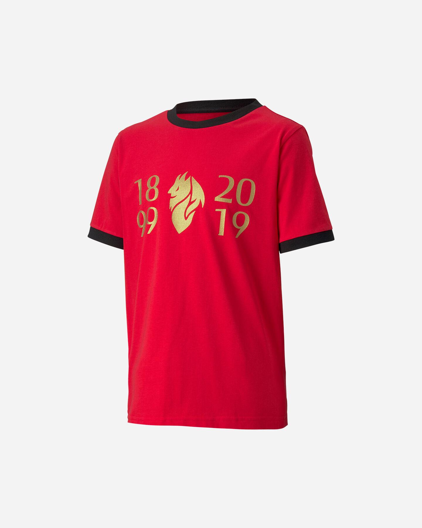 Abbigliamento calcio PUMA MILAN FAN JR S5185559 scatto 0
