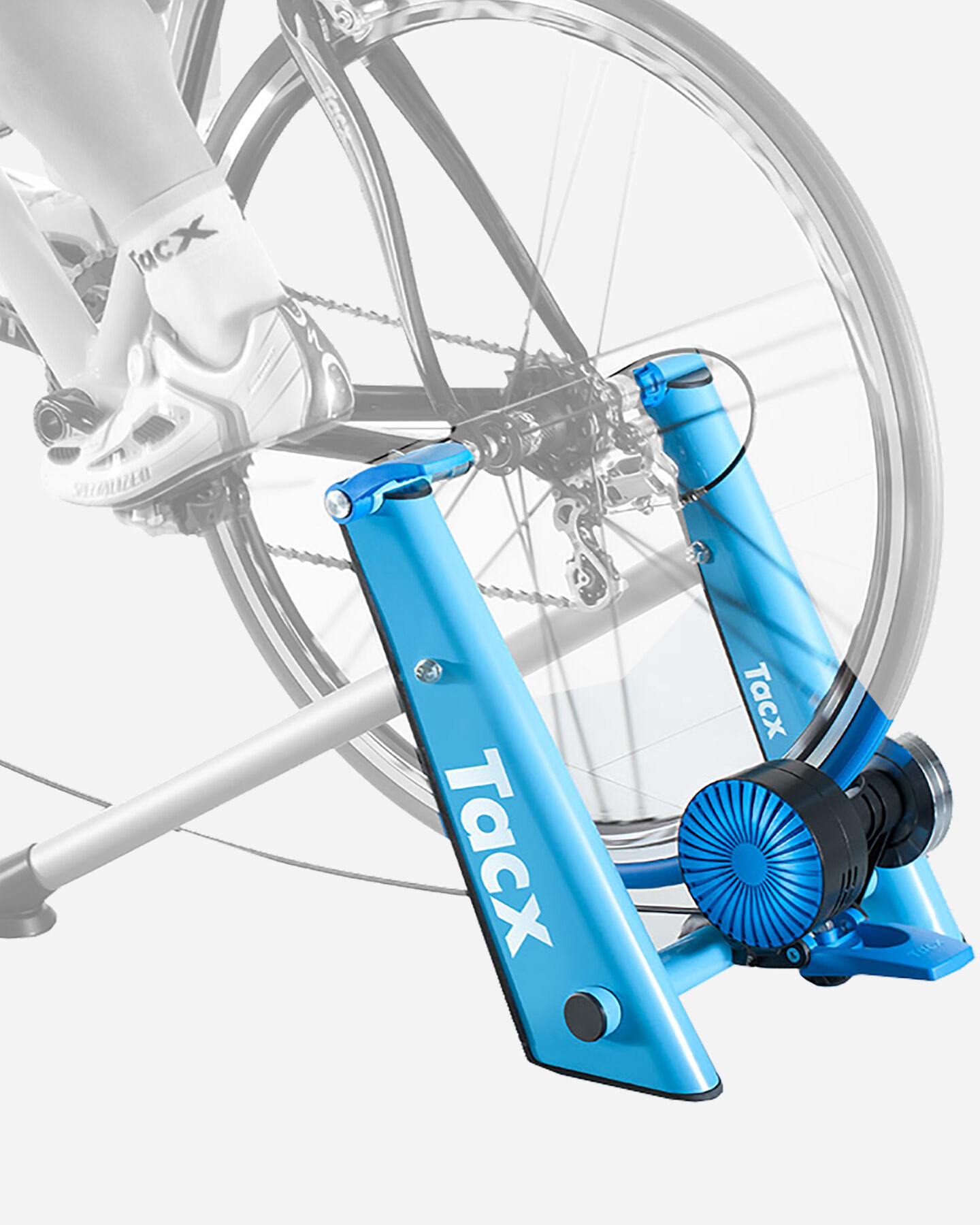 Rullo Bici TACX BLUEMATIC BASIC S4079346 1 UNI scatto 5