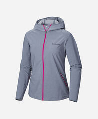 PILE E SOFTSHELL donna COLUMBIA HEATHER CANYON W