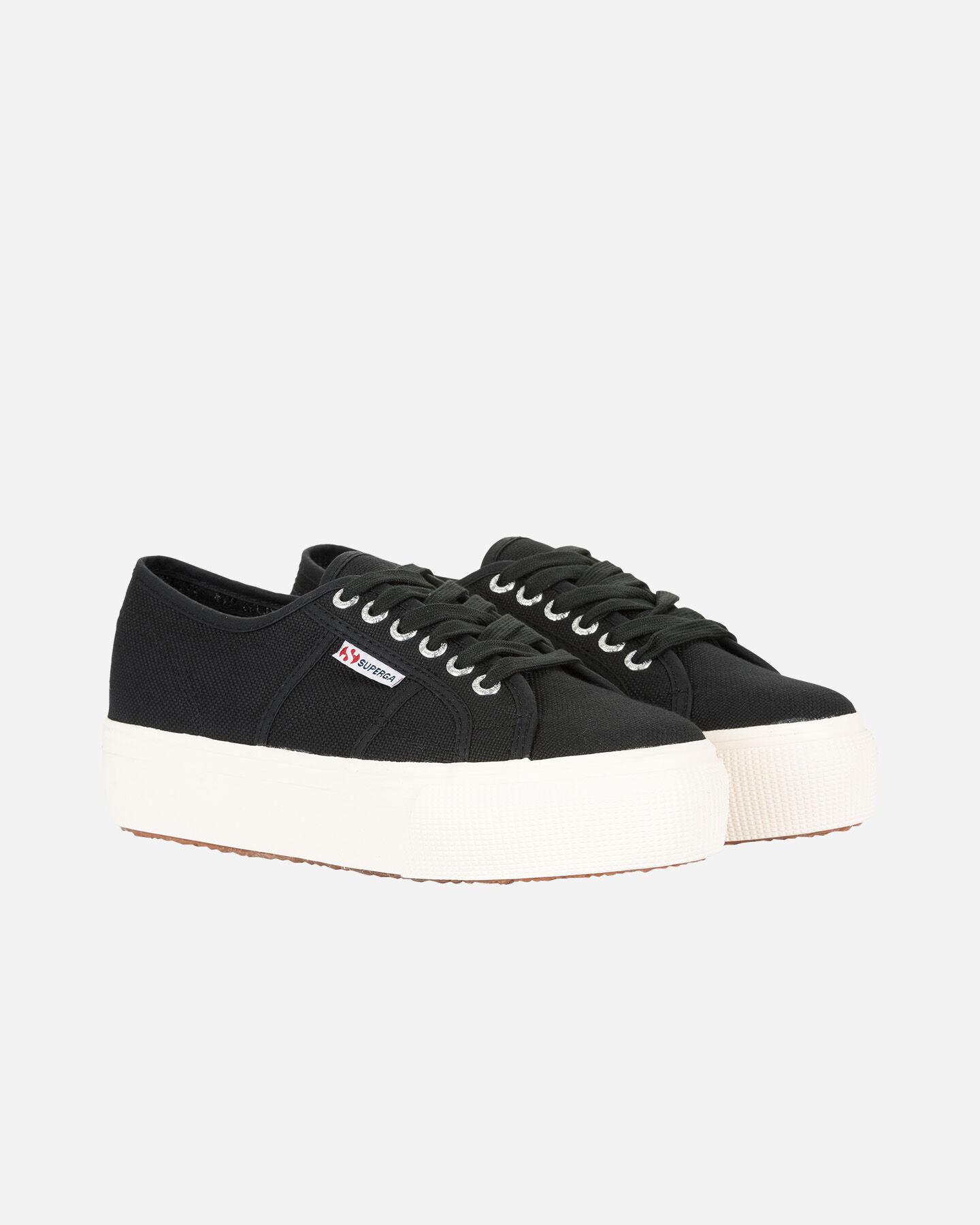 Scarpe sneakers SUPERGA 2790 COTU UP&DOWN W S4048164 scatto 1
