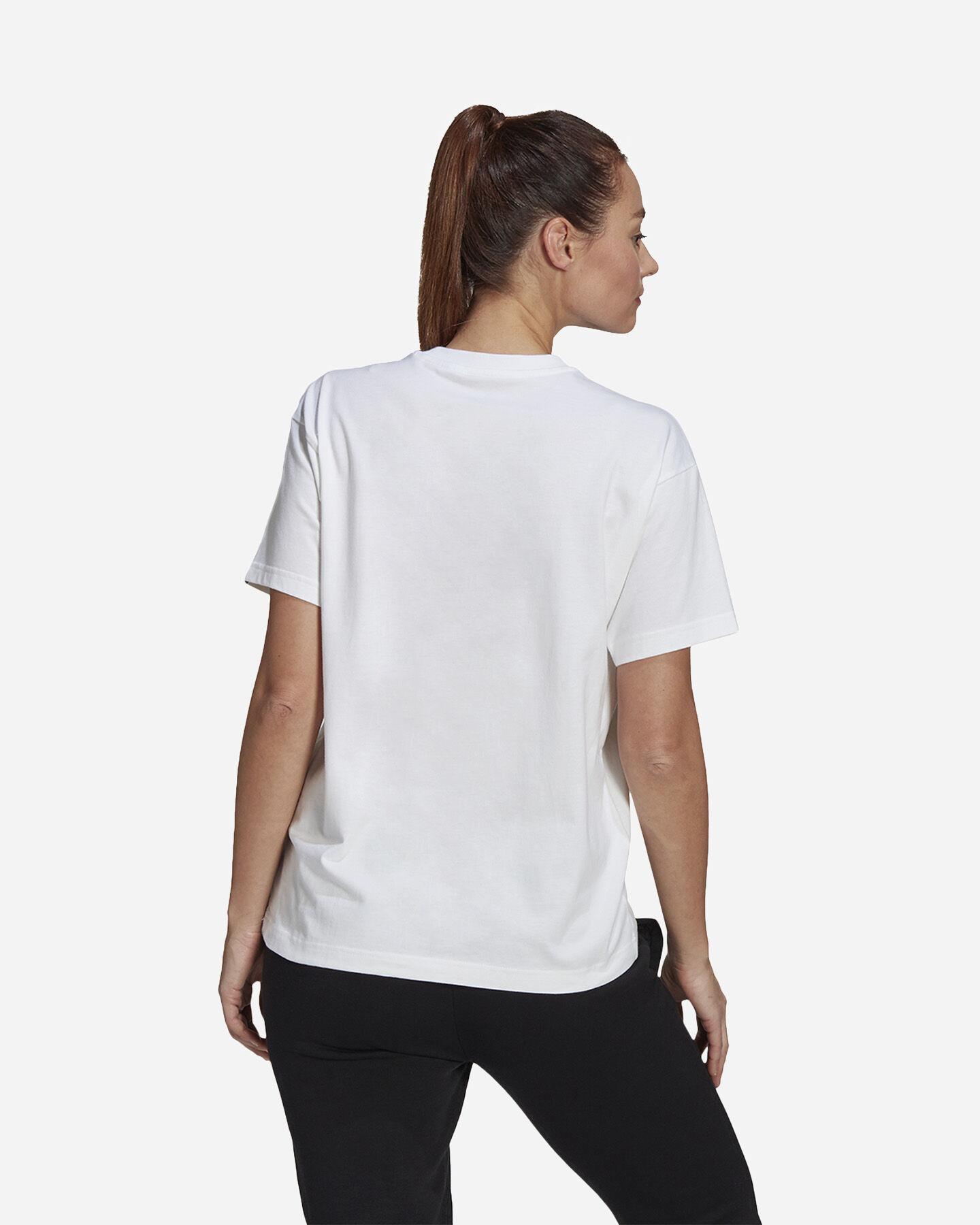 T-Shirt ADIDAS VALENTINE W S5274725 scatto 2