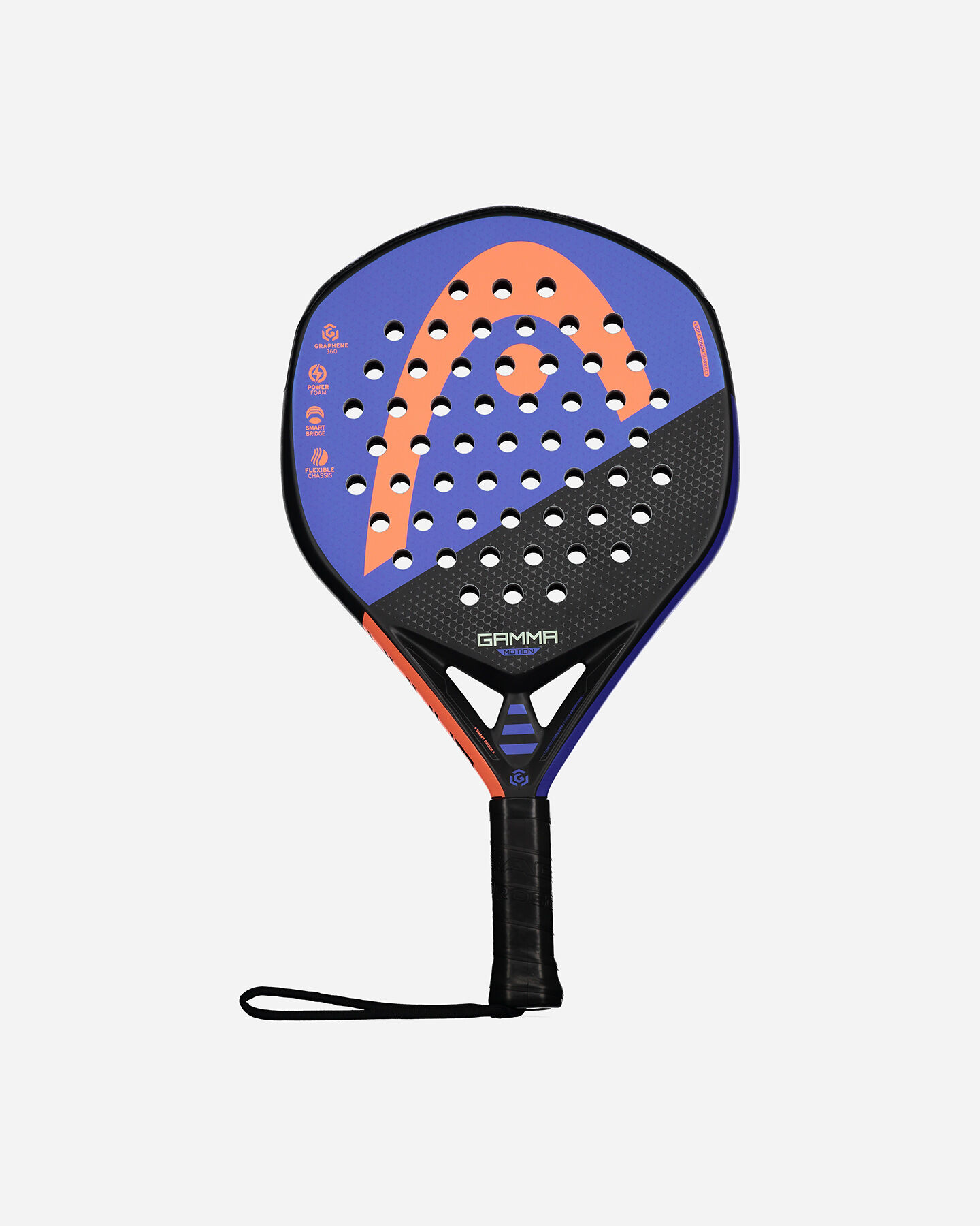 Racchetta padel HEAD GRAPHENE 360 GAMMA MOTION PADEL S5304104 UNI UNI scatto 0