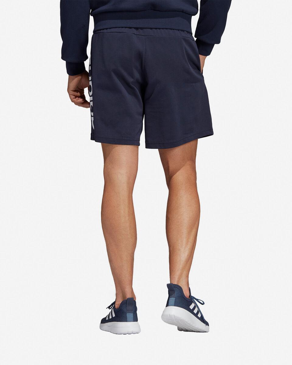 Pantaloncini ADIDAS ESSENTIALS LINEAR LOGO M S2014696 scatto 4