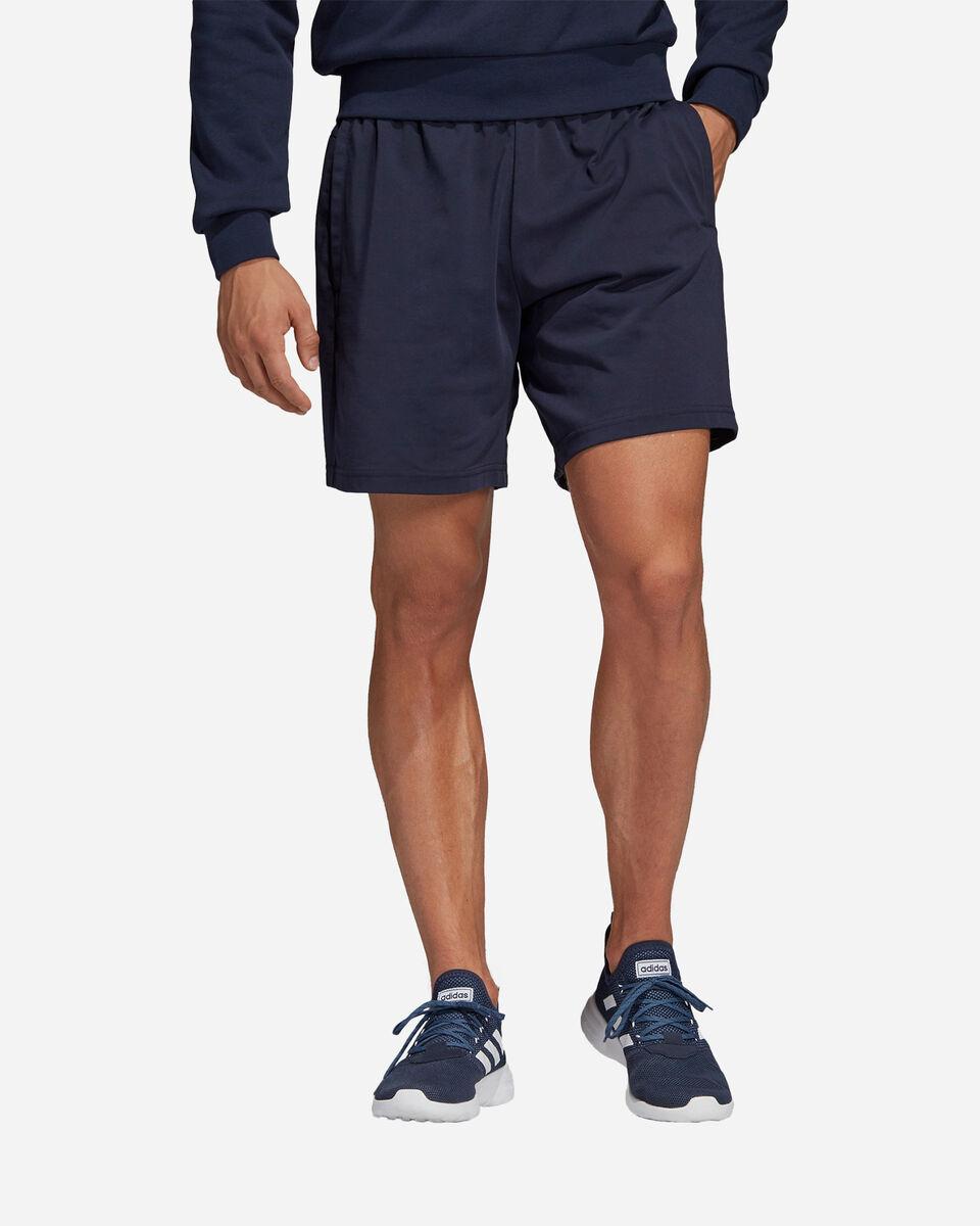Pantaloncini ADIDAS ESSENTIALS LINEAR LOGO M S2014696 scatto 2