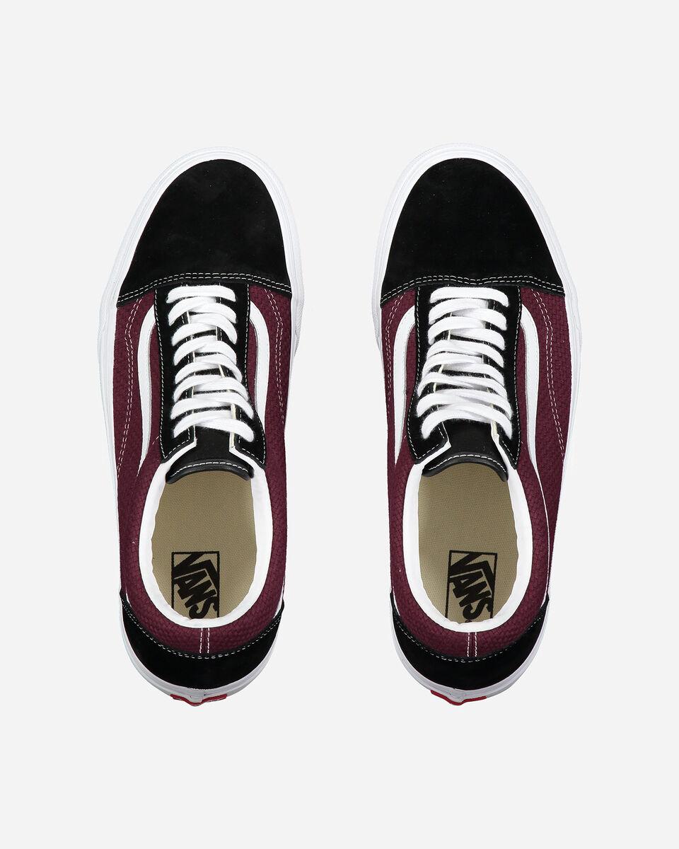 Scarpe sneakers VANS OLD SKOOL M S5187848 scatto 3