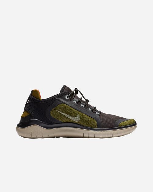 Scarpe sneakers NIKE FREE RUN 2018 SHIELD M