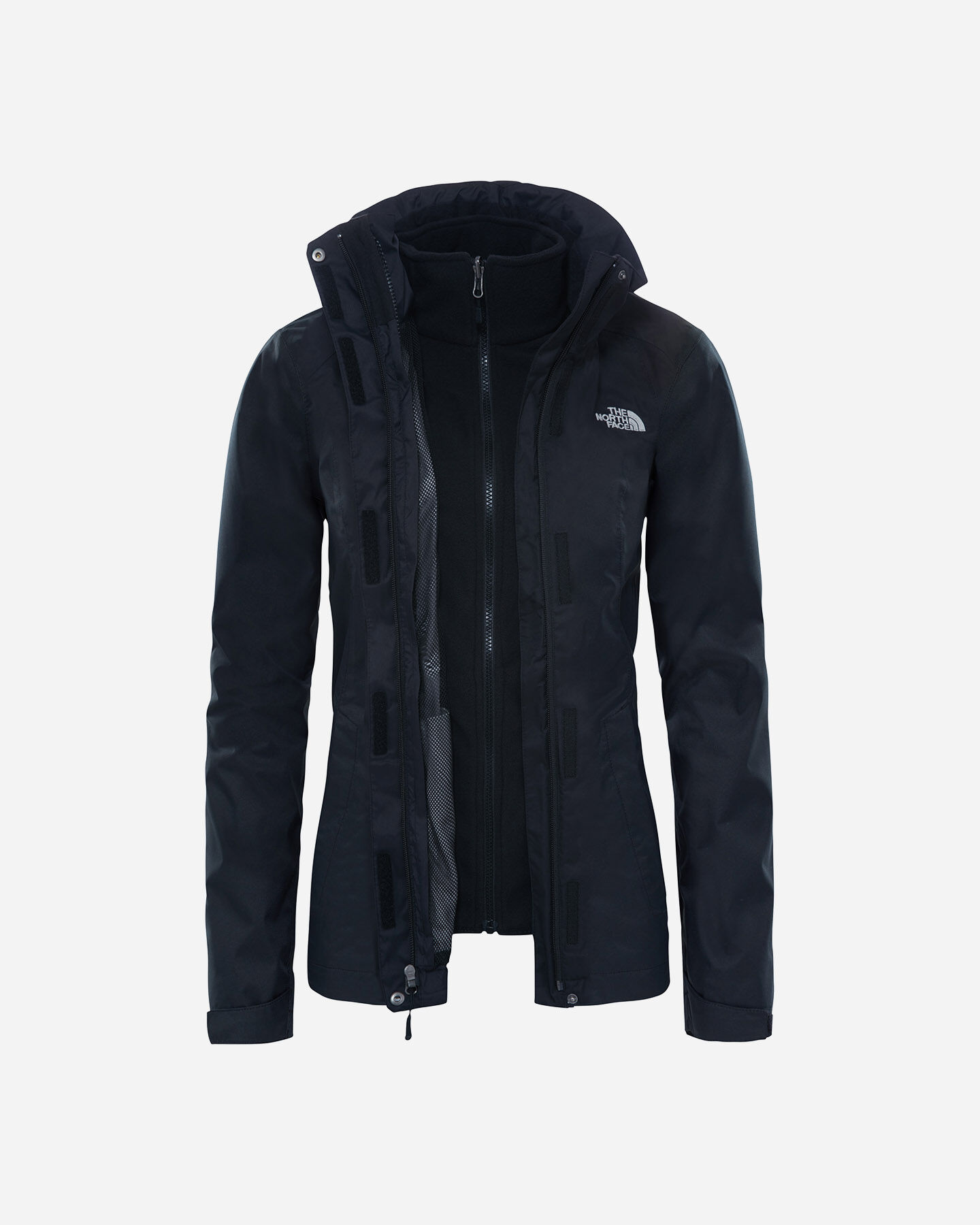 Giacca outdoor THE NORTH FACE EVOLVE II TRICLIMATE W S1283869 scatto 1