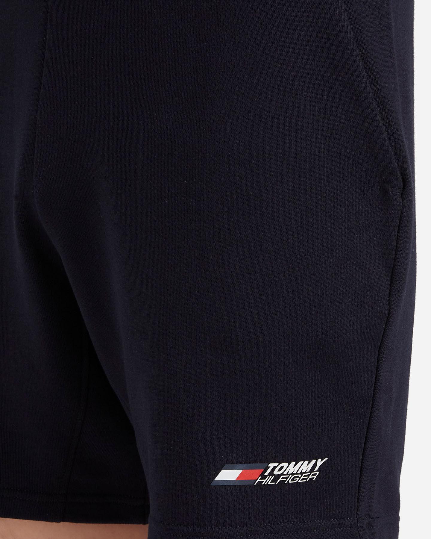 Pantaloncini TOMMY HILFIGER SMALL LOGO M S4089497 scatto 3