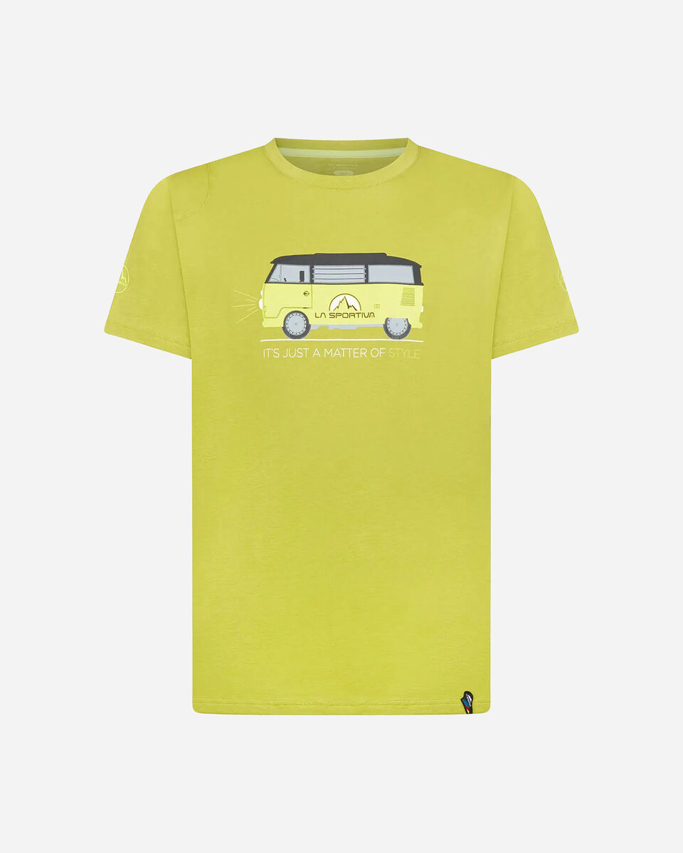 T-Shirt LA SPORTIVA VAN M S5198494 scatto 0