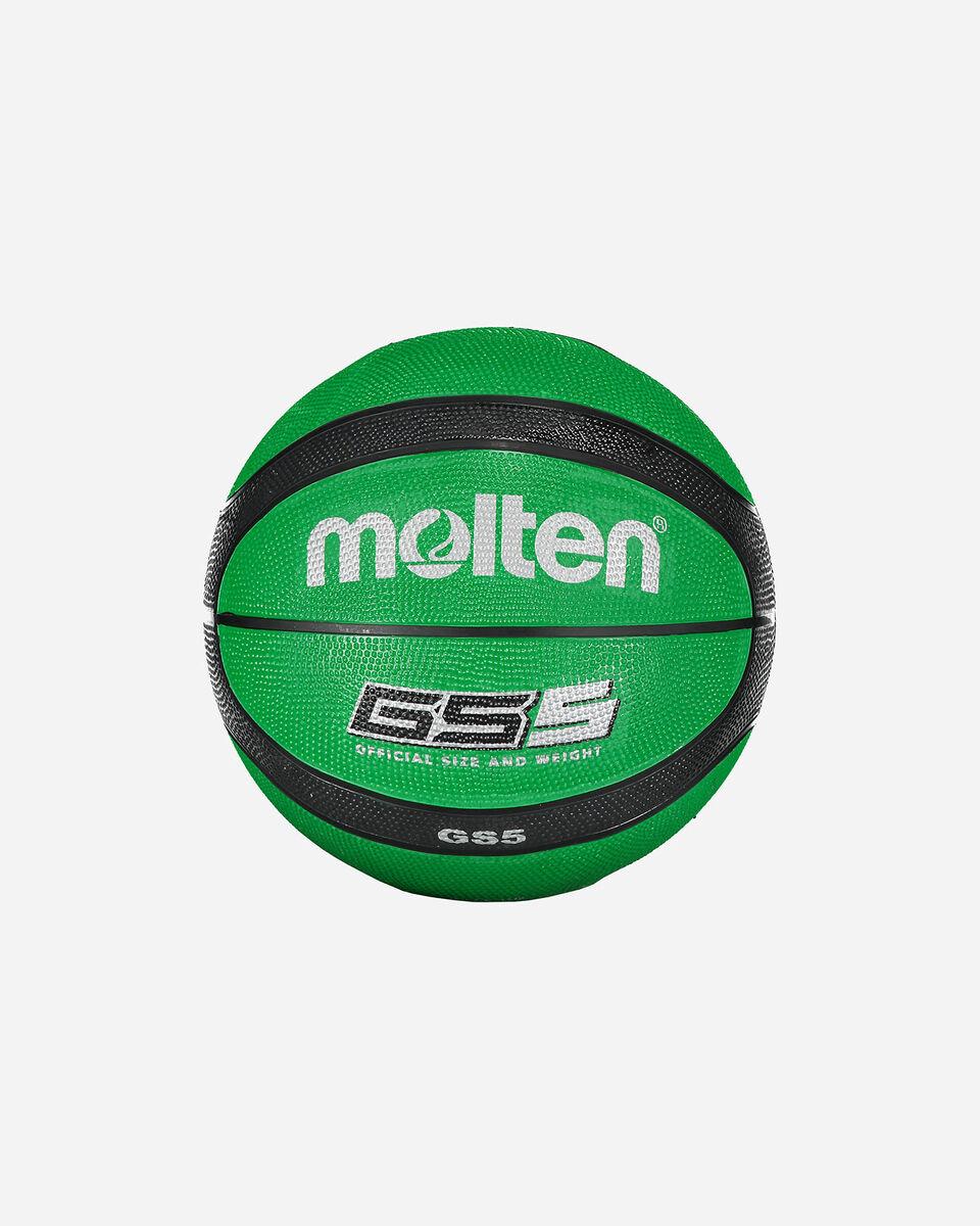 Pallone basket MOLTEN BGS5 SZ5 S4071272|BG|SZ.5 scatto 0