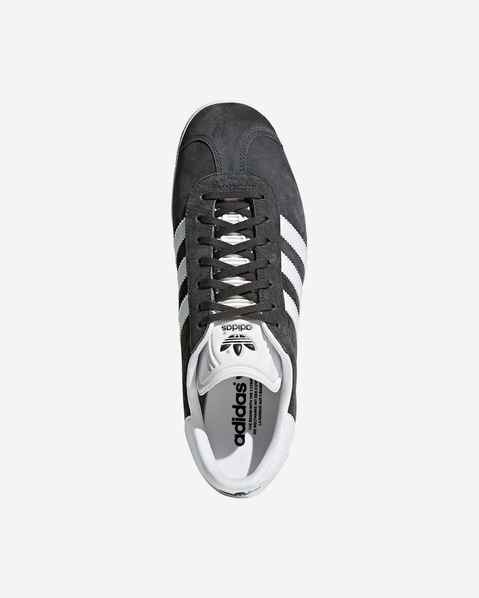 Scarpe sneakers ADIDAS GAZELLE M S4009338 scatto 2