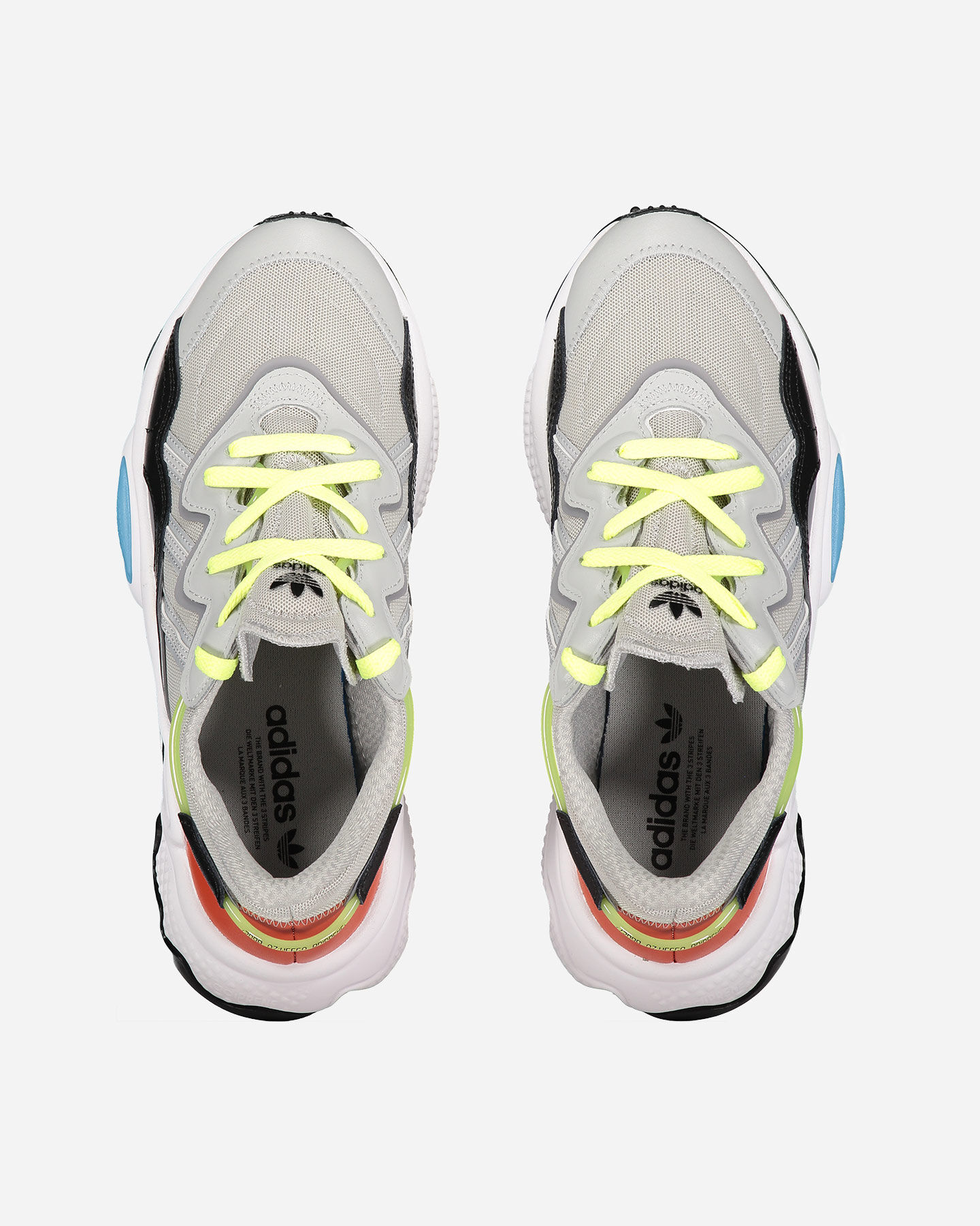 Scarpe sneakers ADIDAS OZWEEGO M S5286031 scatto 3