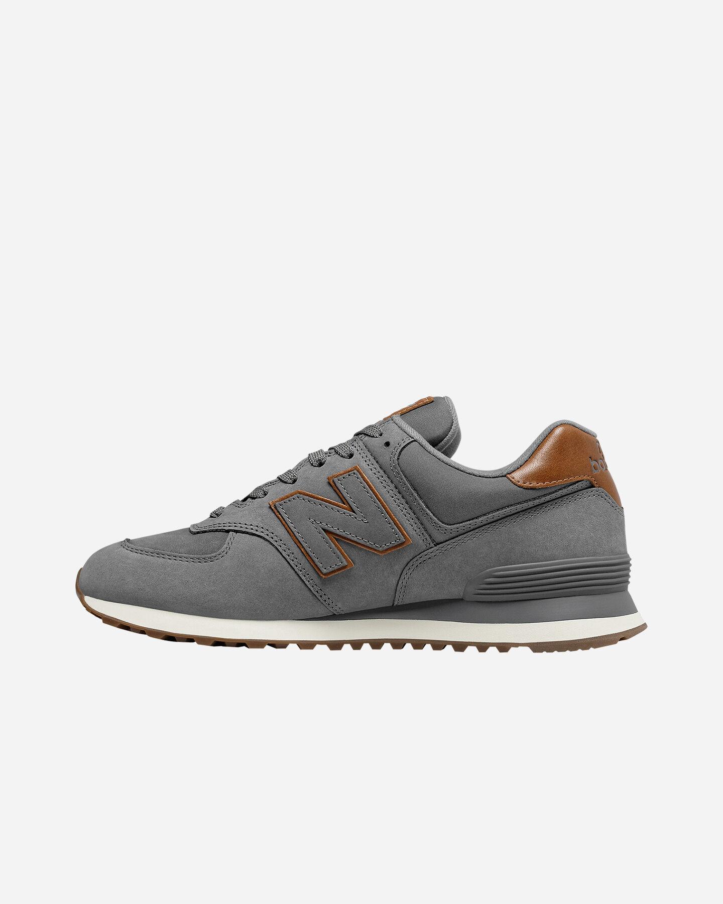 Scarpe sneakers NEW BALANCE 574 M S5122089 scatto 3