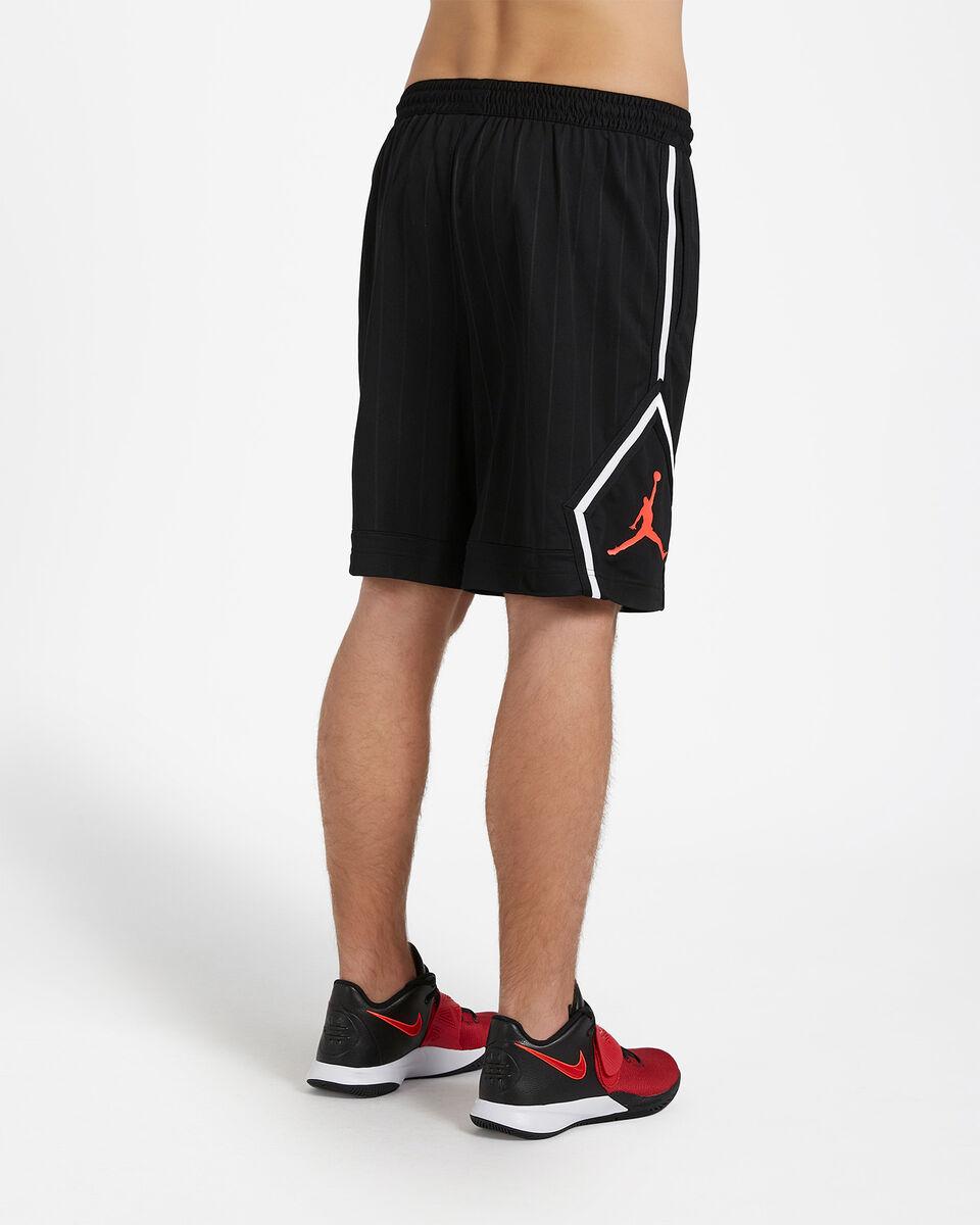 Pantaloncini basket NIKE JORDAN JUMPMAN DIAMOND M S5197294 scatto 1