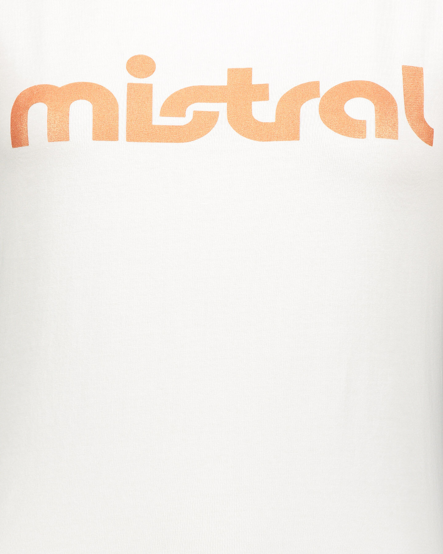 T-Shirt MISTRAL LOGO WRITTEN W S4087795 scatto 2
