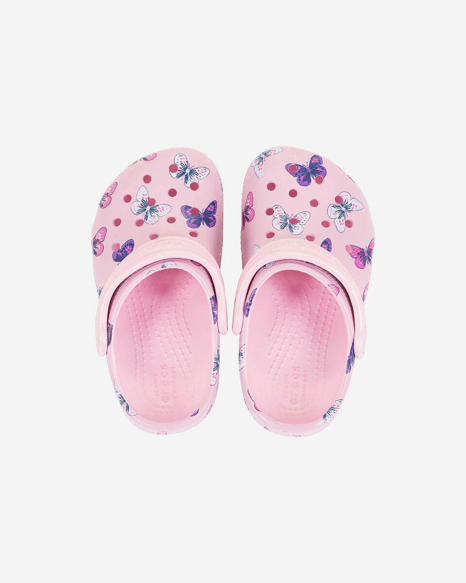 Sandali CROCS CLASSIC BUTTERFLY CLOG JR S4081539 scatto 0
