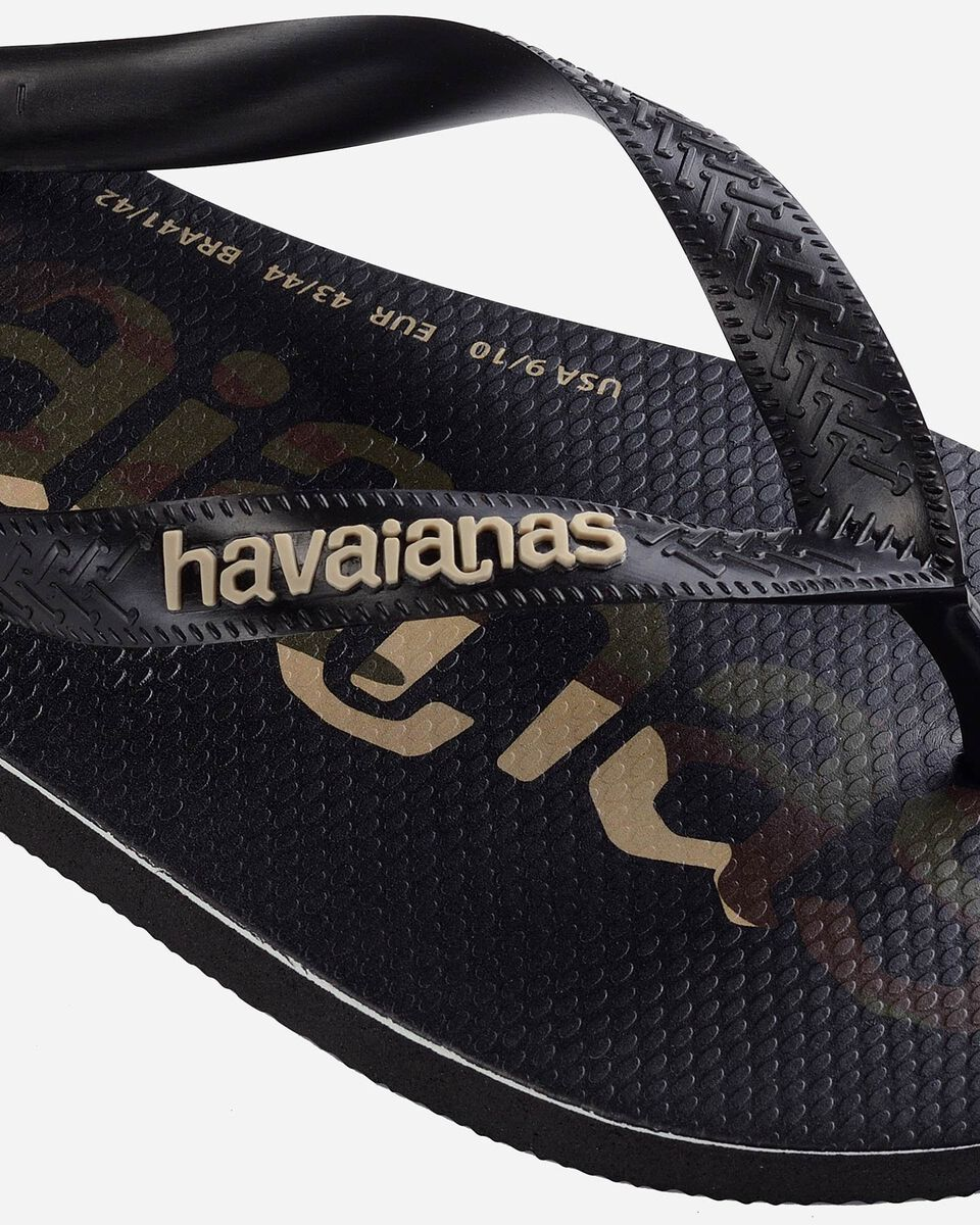 Infradito HAVAIANAS TOP LOGOMANIA M S4092560 scatto 2