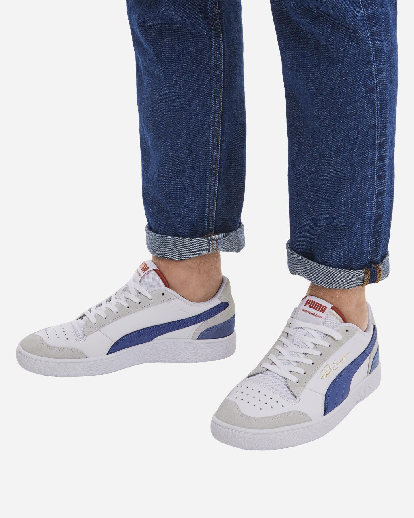 Scarpe sneakers PUMA RALPH SAMPSON LOW VINTAGE M S5188796 scatto 5